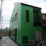 施工事例㉔外壁サイディング塗装 工事‐草加市を追加しました