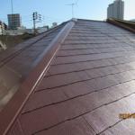 ㉞【 保険適用 】屋根塗装・屋根棟板金交換・波板交換工事を追加しました